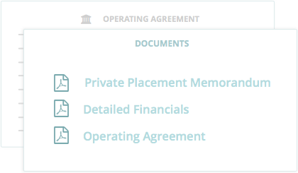Offering Agreement Documents