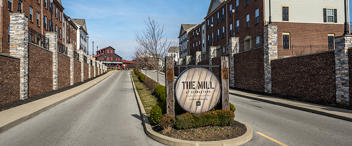 The Mill at Georgetown Apartments