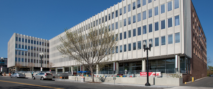 Cash Flowing DC Office Property