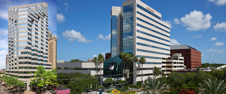 First Citizens Bank Plaza & Sarasota City Center